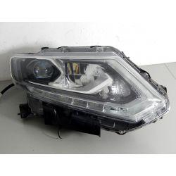 NISSAN X-TRAIL PRAWA LAMPA FULL LED Lampy przednie
