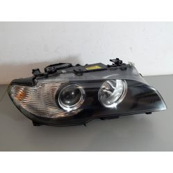 BMW E46 COUPE CABRIO PRAWA LAMPA BI-XENON NIESKRĘTNA Lampy tylne