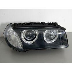 BMW X3 E83 PRAWA LAMPA BI-XENON PRZÓD Lampy przednie