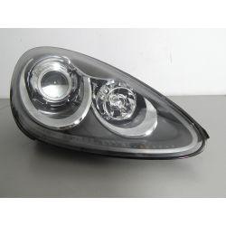 PORSCHE CAYENNE II 958  PRAWA LAMPA BI-XENON PRZÓD Lampy przednie