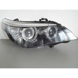 BMW E60 E65 przeróbka lamp na Full LED Naprawa, serwis