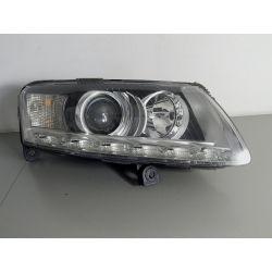 AUDI A6 C6 LED PRAWA LAMPA BI-XENON NIESKRĘTNA Lampy tylne