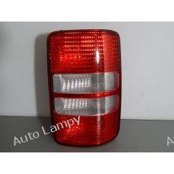 VW CADDY LIFT LAMPA PRAWA TYLNA   Lampy tylne