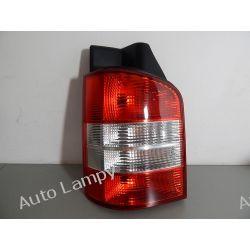 VW TRANSPORTER T5 LAMPA LEWA TYŁ Lampy tylne