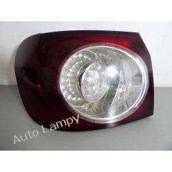 VW GOLF PLUS LAMPA LEWA TYŁ  Lampy przednie