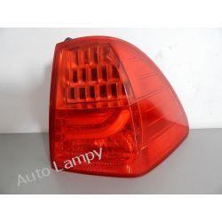 BMW 3 E91 PRAWA LAMPA TYŁ Lampy przednie