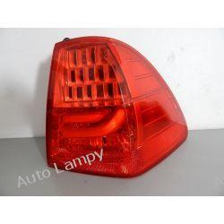 BMW 3 E90 PRAWA LAMPA TYŁ KOMBI  LED  Lampy tylne