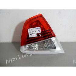 BMW E 90 LAMPA LEWA TYŁ Lampy przednie
