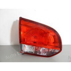 VW GOLF 6 LAMPA LEWA TYŁ Lampy przednie