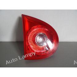 VW GOLF V LEWA LAMPA W KLAPĘ Lampy przednie
