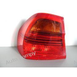 BMW E90 LEWA LAMPA TYŁ Lampy przednie