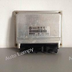 KOMPUTER VW PASSAT B5 AUDI 8d0907557t Lampy przednie