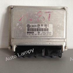 AUDI VW KOMPUTER 8D0907558E Lampy przednie
