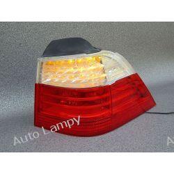 BMW 5 E61 PRAWA LAMPA LIFT LED