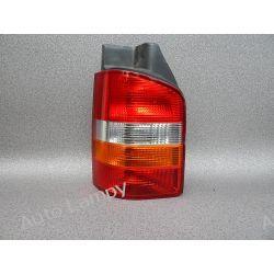 VW TRANSPORTER T5 LEWA LAMPA TYŁ Lampy przednie