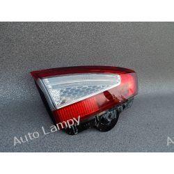FORD MONDEO MK4 LIFT LEWA LAMA W KLAPĘ Lampy przednie
