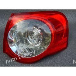 VW PASSAT B6 PRAWA LAMPA KOMBI LED 100% Żarówki