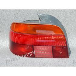 BMW E39 LEWA LAMPA TYŁ SEDAN Lampy tylne