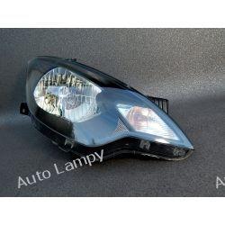 MG3 PRAWA LAMPA PRZÓD Lampy tylne