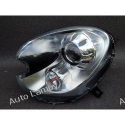 MINI COUNTRYMAN R60 LEWA LAMPA BI-XENON PRZÓD Lampy przednie