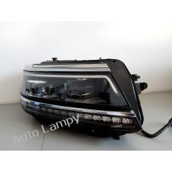 VW TIGUAN 5NC PRAWA LAMPA FULL LED