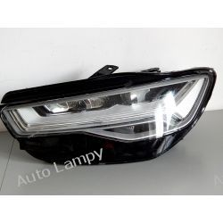 AUDI A6 C7 LIFT LEWA LAMPA FULL LED MATRIX  Przetwornice