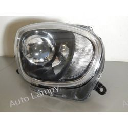 MINI COUNTRYMAN PRAWA LAMPA FULL LED Lampy tylne