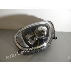 MINI COUNTRYMAN BI-LED LEWA LAMPA PRZÓD