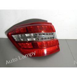 MERCEDES E-KLASA W211 LEWA KOMBI FULL LED Lampy przednie