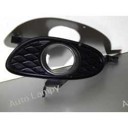 MERCEDES CLS W219 LEWA RAMKA HALOGENU Lampy przednie