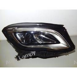 MERCEDES GLA W156 PRAWA LAMPA FULL LED