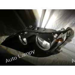 BMW E60 E61 LEWA OBUDOWA LAMPY ZWYKŁEJ Lampy przednie