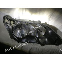 BMW E60 E61 PRAWE LUSTRO LAMPY REGULATORY, INSTALACJA Lampy tylne