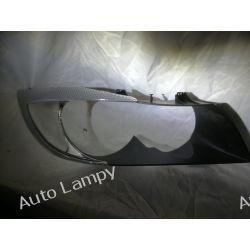 BMW E90 E91 PRAWA RAMKA MASKOWNICA LAMPY ZKW Lampy przednie