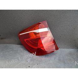 BMW X3 F25 LEWA LAMPA TYŁ Lampy przednie