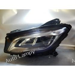 MERCEDES GLA W156 LEWA LAMPA FULL LED Przetwornice