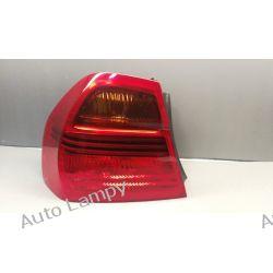 BMW E90 SEDAN LEWA LAMPA TYŁ, ORYGINAŁ Lampy przednie