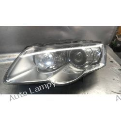 VW PASSAT B6 LIFT LEWA LAMPA BI-XENON SKRĘTNY