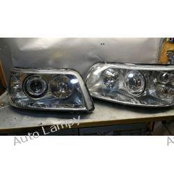 VW T5 MULTIVAN KOMPLET ORYGINALNYCH LAMP  Lampy przednie