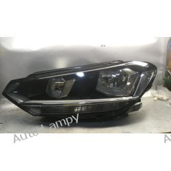 VW TOURAN II 5T LEWA LAMPA PRZÓD Lampy tylne