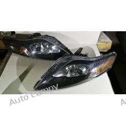 FORD MONDEO MK4 KOMPLET LAMP BLACK Motoryzacja