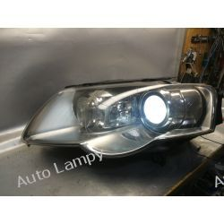 VW PASSAT B6 LEWA LAMPA BI-XENON SKRĘTNY Motoryzacja