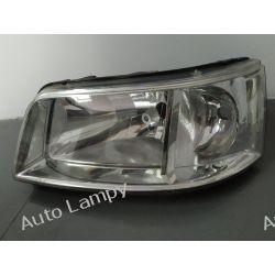 VW TRANSPORTER T5 LEWA LAMPA PRZÓD Lampy przednie