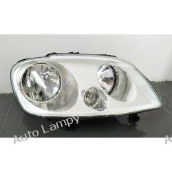 VW CADDY PRAWA LAMPA PRZÓD Lampy przednie