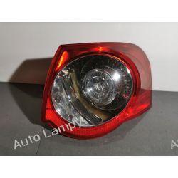 VW PASSAT B6 KOMBI PRAWA LAMPA TYŁ LED  Oświetlenie