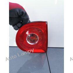 VW GOLF V LEWA LAMPA W KLAPĘ TYŁ Lampy tylne