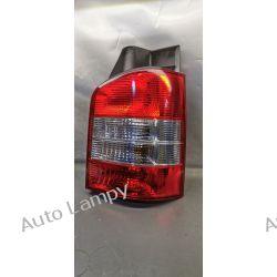 VW TRANSPORTER  T5 PRAWA LAMPA TYŁ Lampy przednie