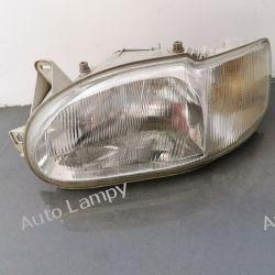 FORD ESCORT LIFT  LEWA LAMPA PRZÓD  Lampy przednie