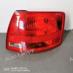 AUDI A4 B7 PRAWA LAMPA TYŁ KOMBI 8E9945096E Lampy tylne