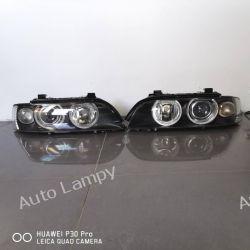 BMW E39 LIFT XENON KOMPLET LAMP PO REGENERACJI